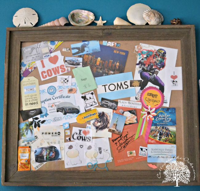 Teen Room Decor Collage Art Craft