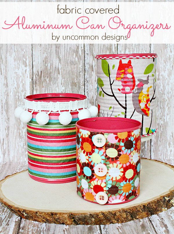 Fabric-covered-aluminum-can-organizers