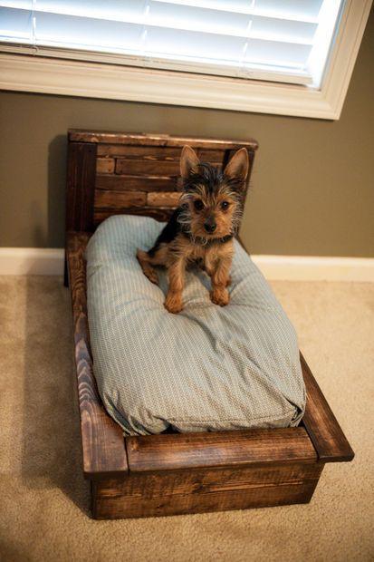14 diy dog beds craft teen. Black Bedroom Furniture Sets. Home Design Ideas