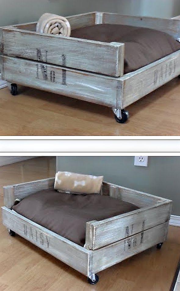 14 diy dog beds craft teen