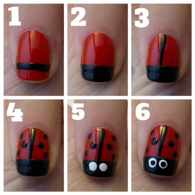8 diy spring nail designs craft teen e9ca707663668289bc8baebf1a174b2b solutioingenieria Choice Image