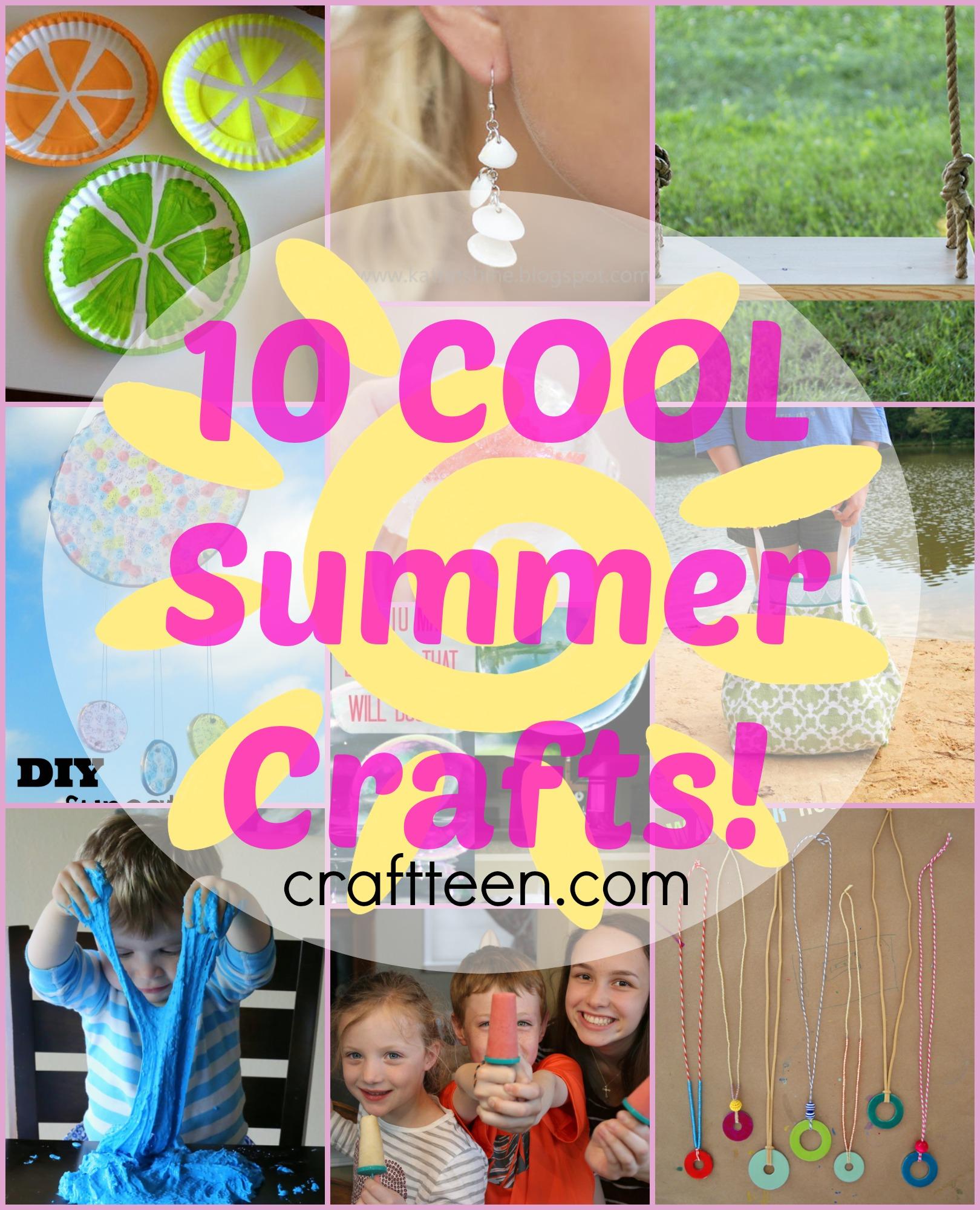10_cool_Summer_crafts