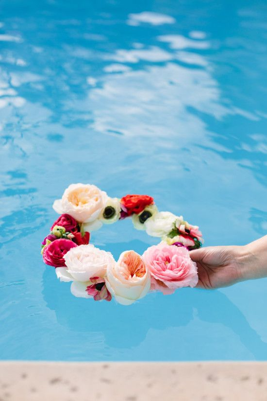 10 Diy Ideas For A Pool Party Craft Teen